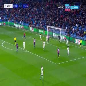 Real Madrid CF 0:[2] PFC CSKA Moskva - Georgi Shchennikov 43'
