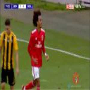 [UEFA Youth League] Benfica 2-0 AEK Athens - Tomás Tavares 80'