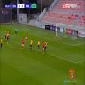 [UEFA Youth League] Benfica 3-0 AEK - Tiago Dantas (penalty) 90+3'