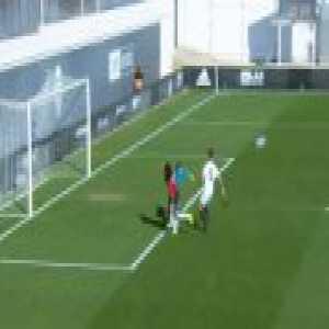 [UEFA Youth League] Valencia 1-[1] Manchester United - Nishan Burkart 37'