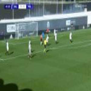 [UEFA Youth League] Valencia 1-[2] Manchester United - Aidan Barlow 42'