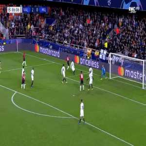 Valencia 2-[1] Manchester United - Marcus Rashford 87'