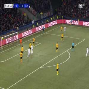 Young Boys 2-[1] Juventus - Paulo Dybala 80'