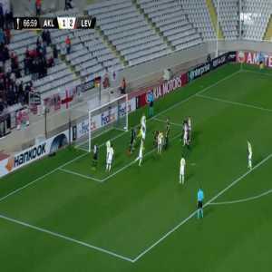 AEK Larnaca 1-[3] Leverkusen - Dominik Kohr 67'