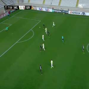 AEK Larnaca 1-[4] Leverkusen - Paulinho 78'