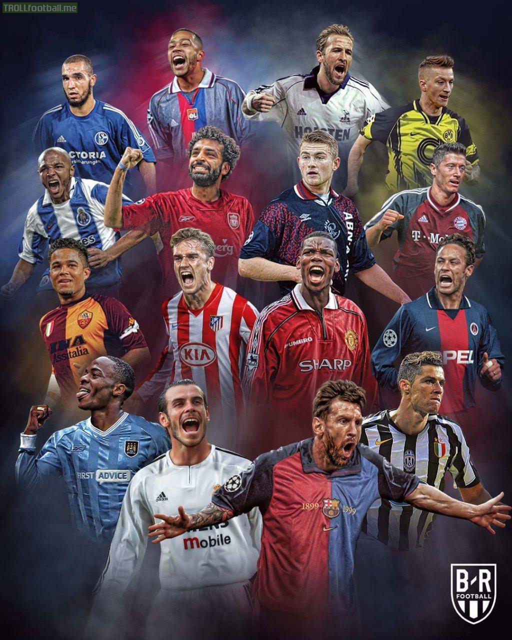 Bleacher Report's classic flavour on the 2018/19 UEFA Champions League knock-out stage participants