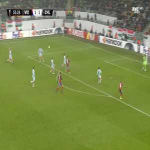 MOL Vidi [2]-1 Chelsea - Loic Nego 56'