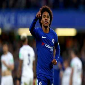 Since his Chelsea debut, Willian has scored 10 direct free kicks for the Blues – more than any other player.