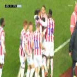Aston Villa 0-1 Stoke City: Joe Allen
