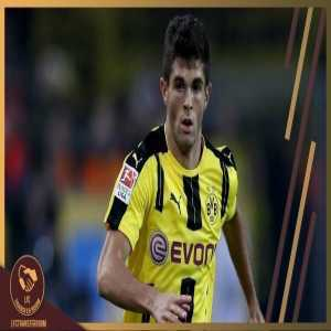Atletico Madrid tried to sign Pulisic last month but Dortmund told them they had already agreed a deal with an English club for next season [@La_SER]