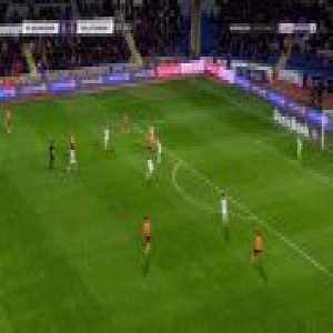Basaksehir 1-0 Galatasaray - Irfan Kahveci 18'
