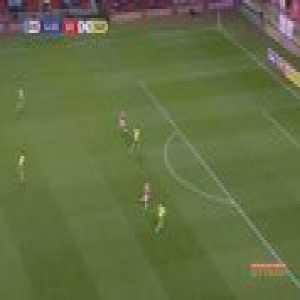 Bristol City [2]-1 Norwich - Callum O'Dowda 53'