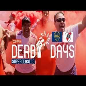 Copa90 Derby Days documentary on the Superclasico Copa Libertadores final (55 minutes)