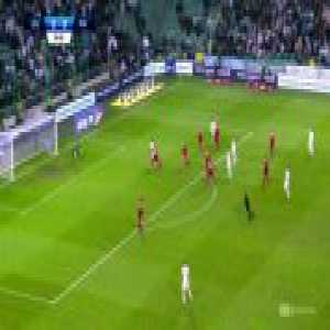 Legia Warsaw [1]-0 Piast Gliwice - Sandro Kulenović (Polish Ekstraklasa)