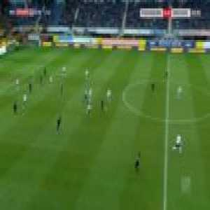 Paderborn 1-0 Dresden - Ben Zolinski 54'