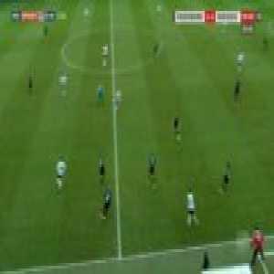 Paderborn 3-0 Dresden - Phillipp Klement 90'+3'