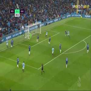 R. Sterling goal (Man City [3]-1 Everton) 68'