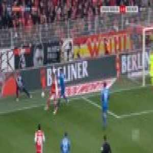Union Berlin 1-0 Bochum - Sebastian Polter penalty 60'