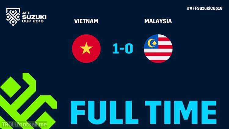Vietnam actually win AFF Suzuki Cup 2018 after 10 years. And if you're in Hanoi right now, you can feel the atmosphere