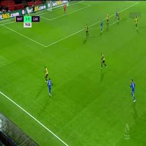 Watford 3-[1] Cardiff City: Hollett