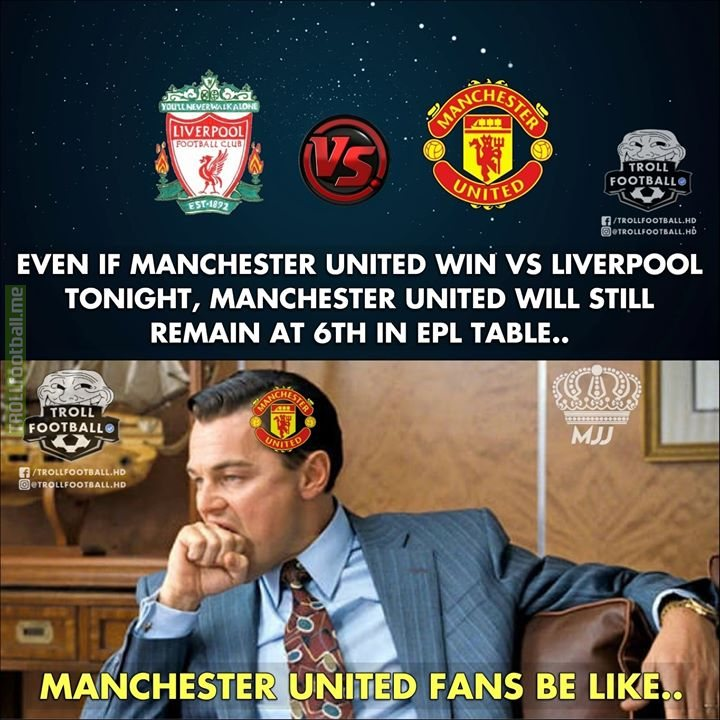 Poor Manchester United Fans.😂😂😭😭😂😂