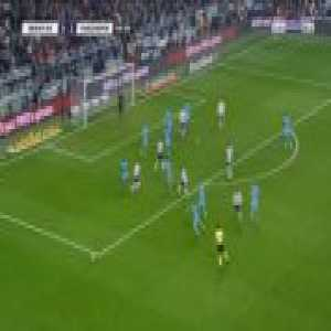 Besiktas [1]-2 Trabzonspor - Dorukhan Tokoz 57'