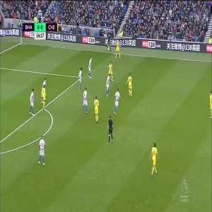 Brighton 0-1 Chelsea: Pedro