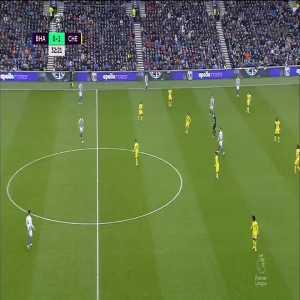 Brighton 0-2 Chelsea: Hazard