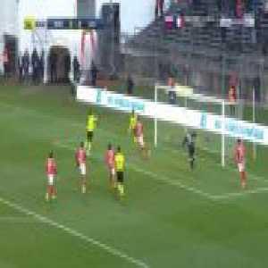 Nimes 0-1 Lille - Rafael Leao 4'