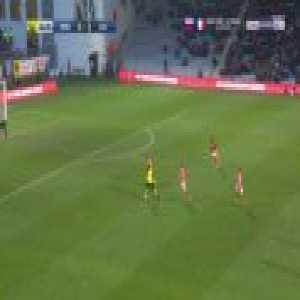 Nimes 0-3 Lille - Nicolas Pepe 66'