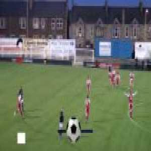 Raith Rovers 0-[1] Dumbarton - Ross Forbes 10'
