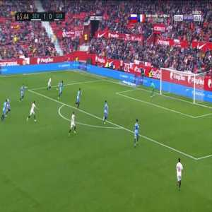 Sevilla 2-0 Girona - Pablo Sarabia 64'