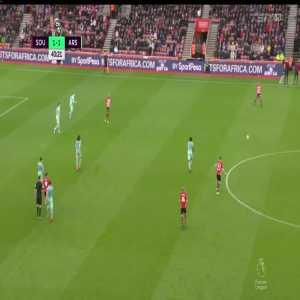 Southampton [2]-1 Arsenal: Ings