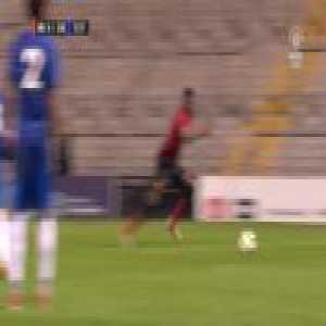 [FA Youth Cup] Di'Shon Bernard second yellow card
