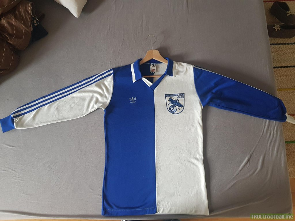 GRASSHOPPER- CLUB ZÜRICH 1981/82 (Cupsieg). Is this worth anything?