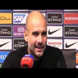 Manchester City vs Leicester City | Pep Guardiola Pre Match Press Conference | Carabao Cup
