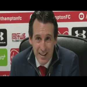 Southampton 3-2 Arsenal | Unai Emery | Full Post Match Press Conference | Premier League