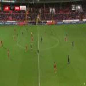 Aberdeen 4:[1] Dundee FC - Calvin Miller 68'