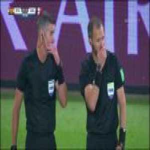 Anice Badri (Espérance Tunis) 2nd yellow card & Isaac Brizuela (Guadalajara) yellow card
