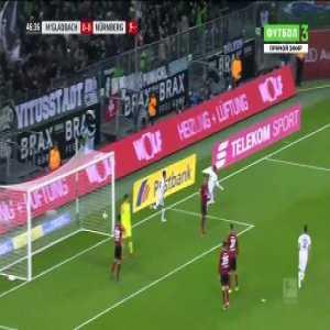 Borussia Mönchengladbach 2 vs 0 Nürnberg - Full Highlights & Goals
