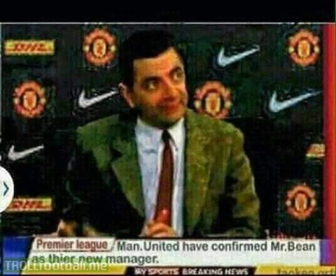 Breaking News.. Manchester United Have Announced Their New Manager..