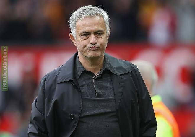Breaking news: Manchester United Sacked José Mourinho