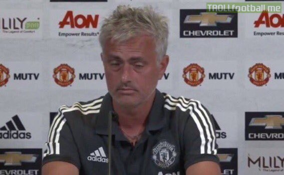 Breaking News: Mourinho Has Been Sacked By Manchester United..   This Would Happen When You Will Make Some Of The Greatest Club To Fall..   Poor Mourinho..😂😂