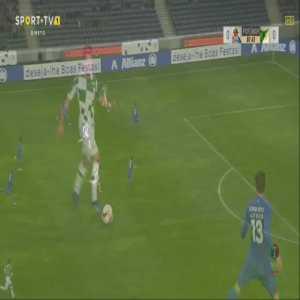 FC Porto 0-1 Moreirense - David Texeira 8'