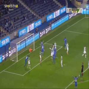 FC Porto [1]-1 Moreirense - Felipe 13'