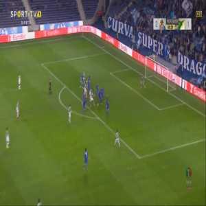 FC Porto 2-[2] Moreirense - Iago Santos 45'+1'