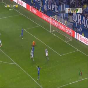 FC Porto [3]-2 Moreirense - Moussa Marega 66'