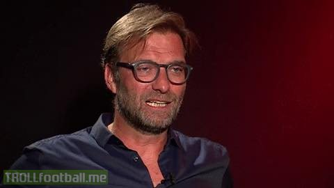 Jurgen Klopp loves to get Jose Mourinho sacked.  • Dortmund 4-1 Madrid = Jose Sacked • Liverpool 3-1 Chelsea = Jose Sacked • Liverpool 3-1 United = Jose Sacked