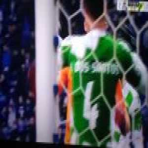 Marega misses a 1v1 after an incredible run from Hernâni (Porto vs Moreirense)