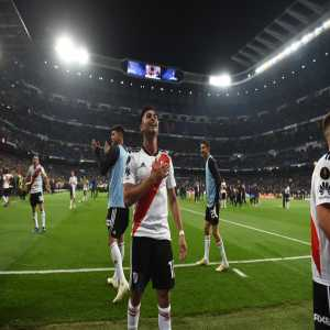 """River Plate midfielder Gonzalo """"Pity"""" Martinez named Best Player of 2018 in Argentine football"""